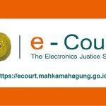 E – Court ( Peradilan Elektronik )