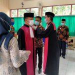 Pelantikan Bpk. ERYUSMAN, S.H Sebagai Wakil Ketua Pengadilan Negeri Situbondo