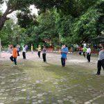 Jumat Sehat, Pengadilan Negeri Situbondo Mengadakan Senam Bersama